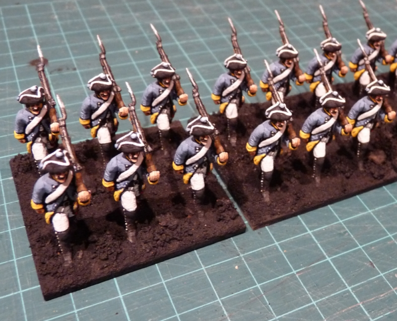 New regiment based and flagged