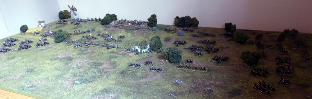 Army of the Month – Tiny Pike and Shot