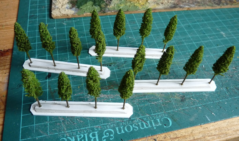 Some small scale scenery