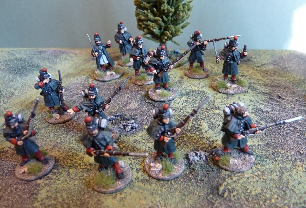 Final Light Infantry