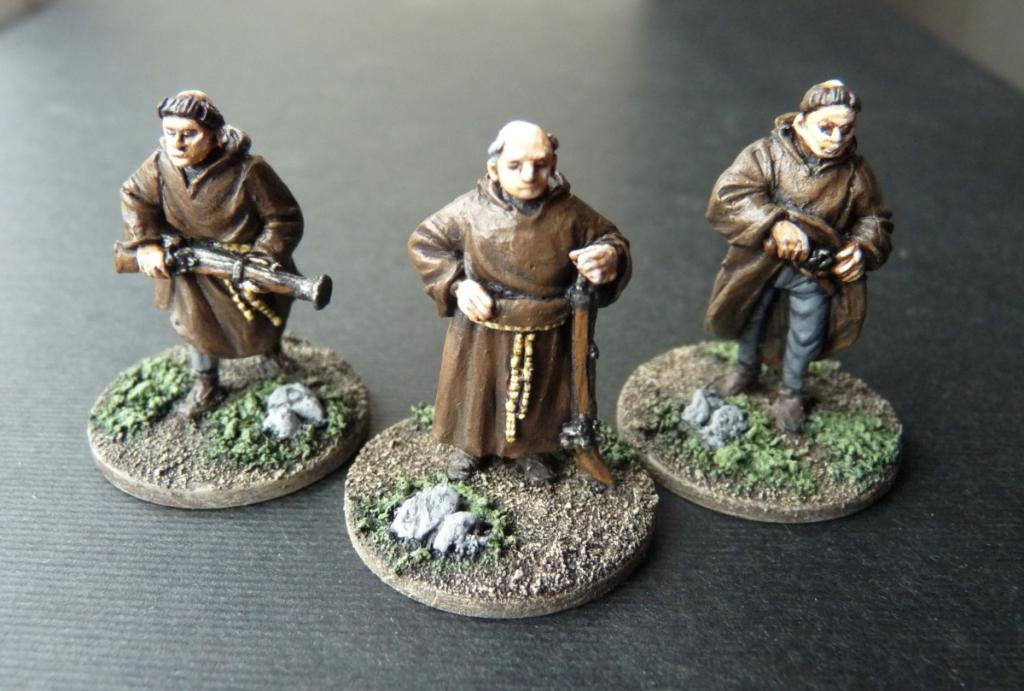 Don't Mess with the Clergy