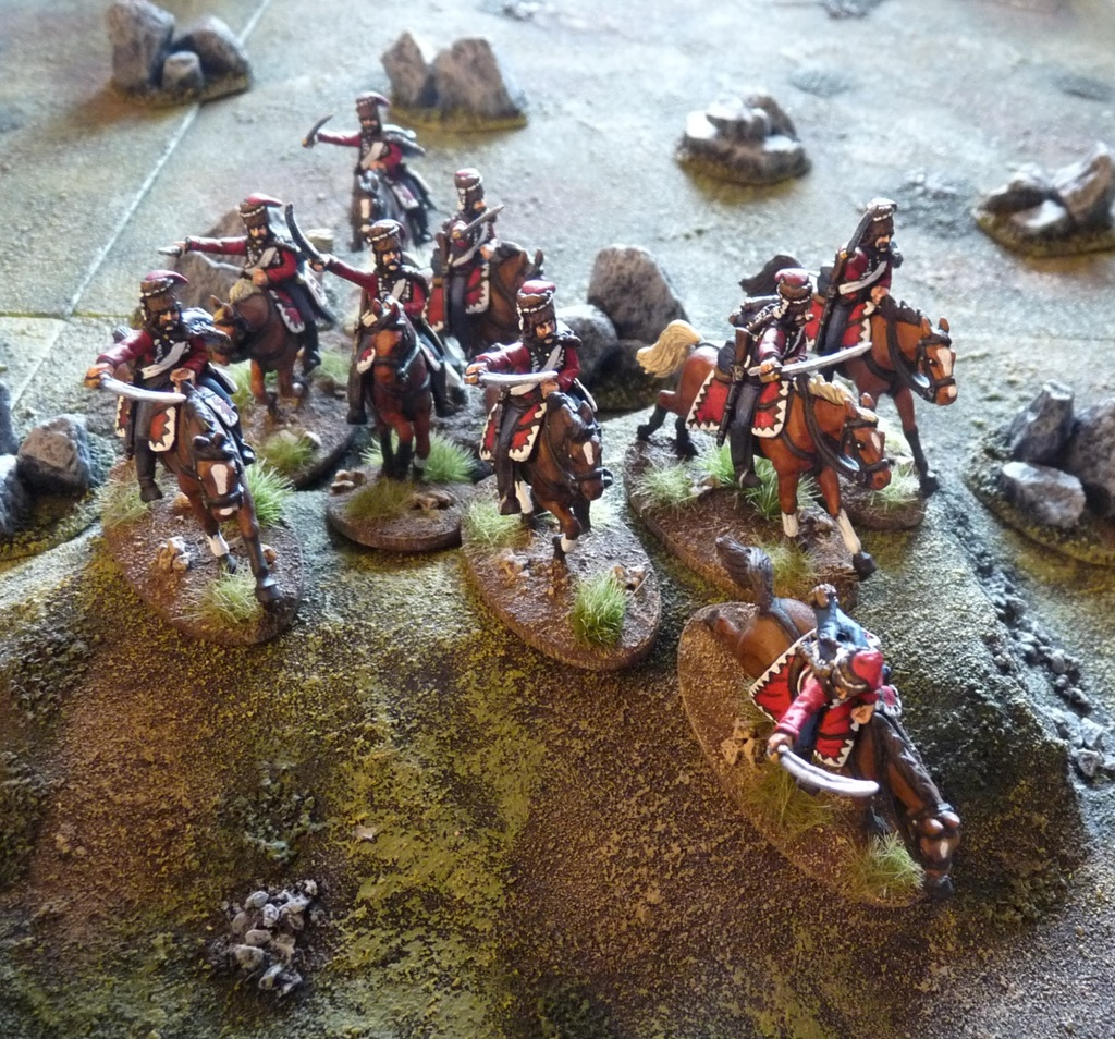 The Rearguard – Sharp Practice AAR (part 2)