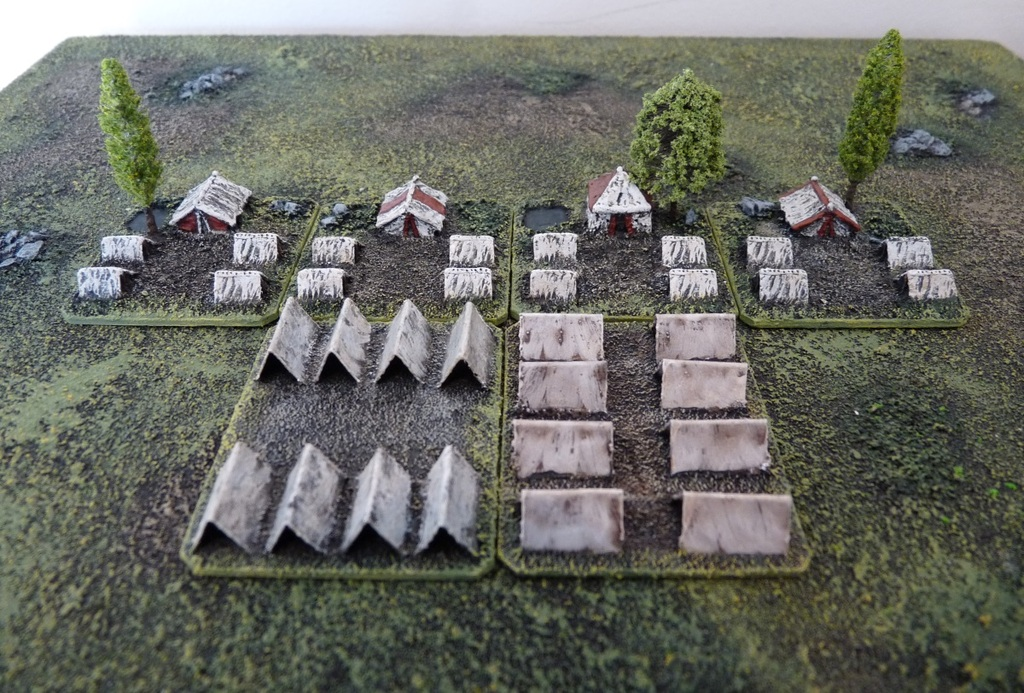 6mm Camps and Buildings
