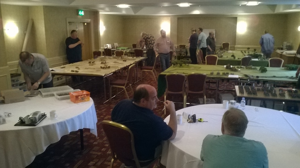 AMG16 – A Wargaming Weekend