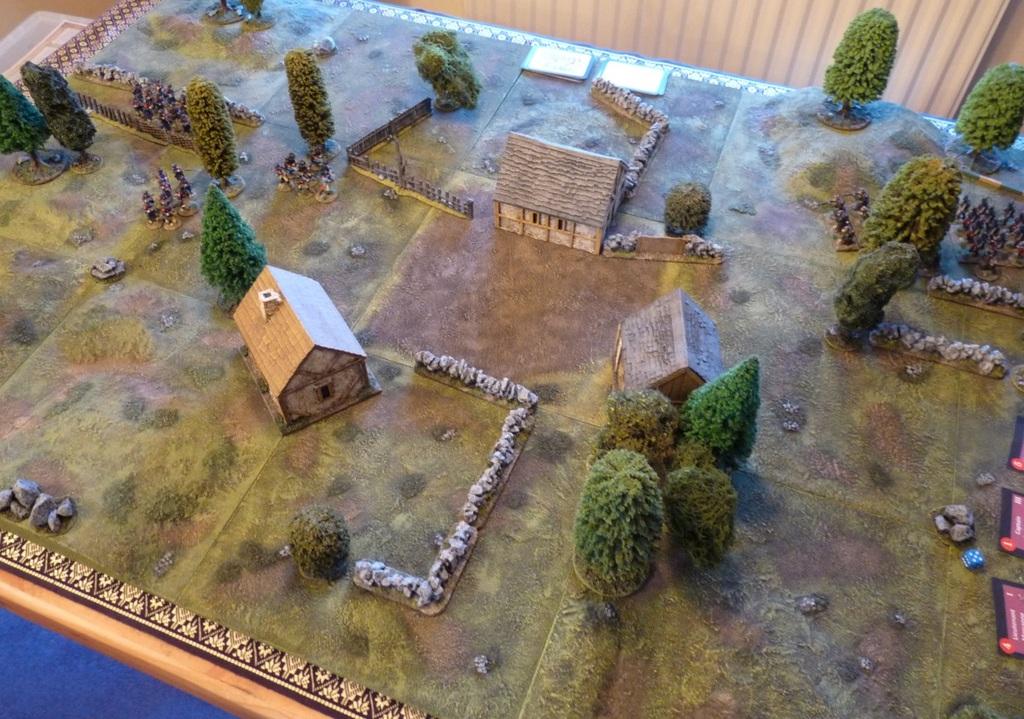 Sharp Practice 2 – Game 2: Spy Hunt