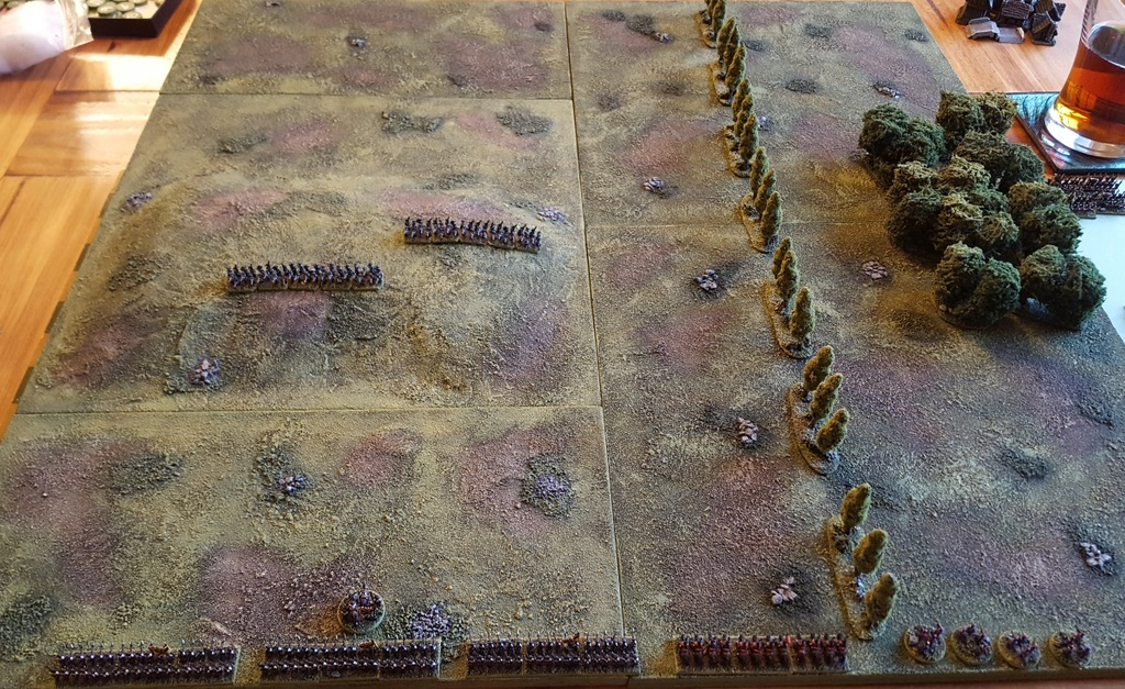 One Hour Wargames – Some Solo Games