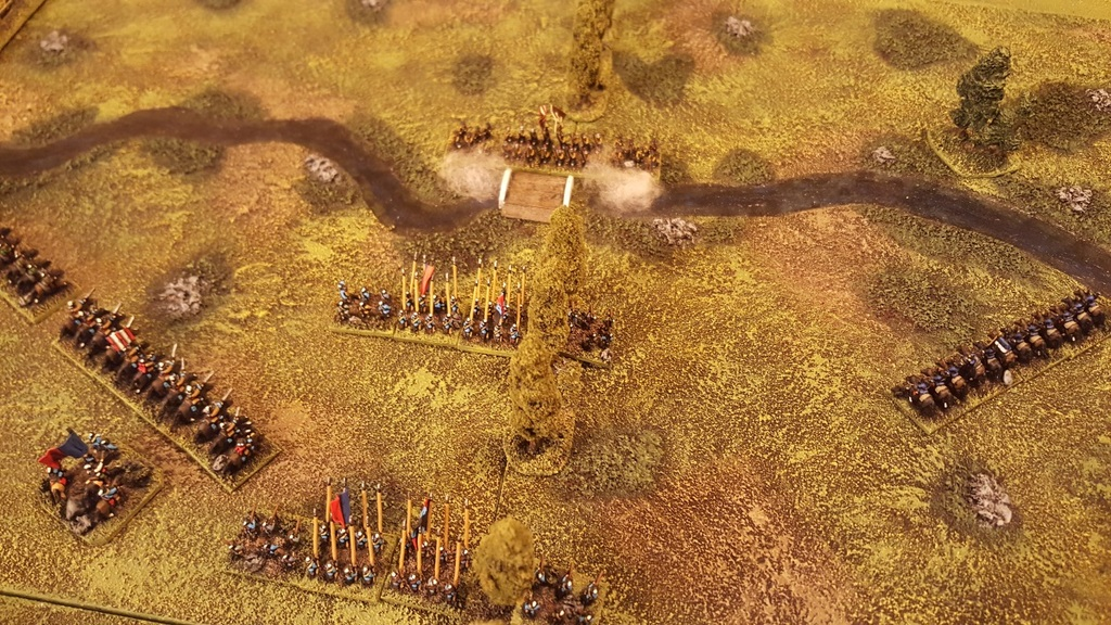 One Hour Wargames – Now with Added Pikes