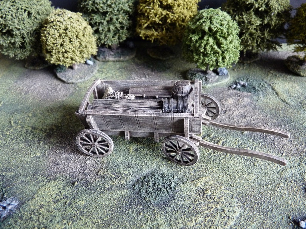 Warbases Engineers' Wagon