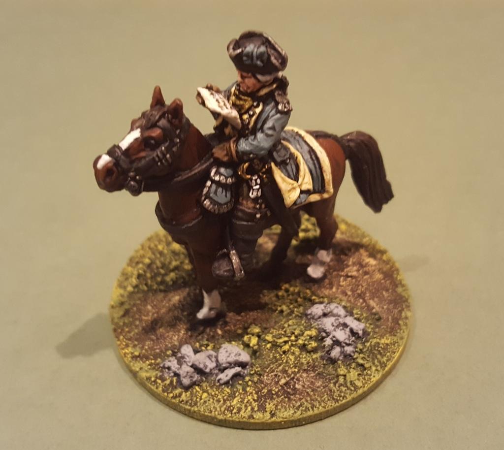 A Militia Brigadier