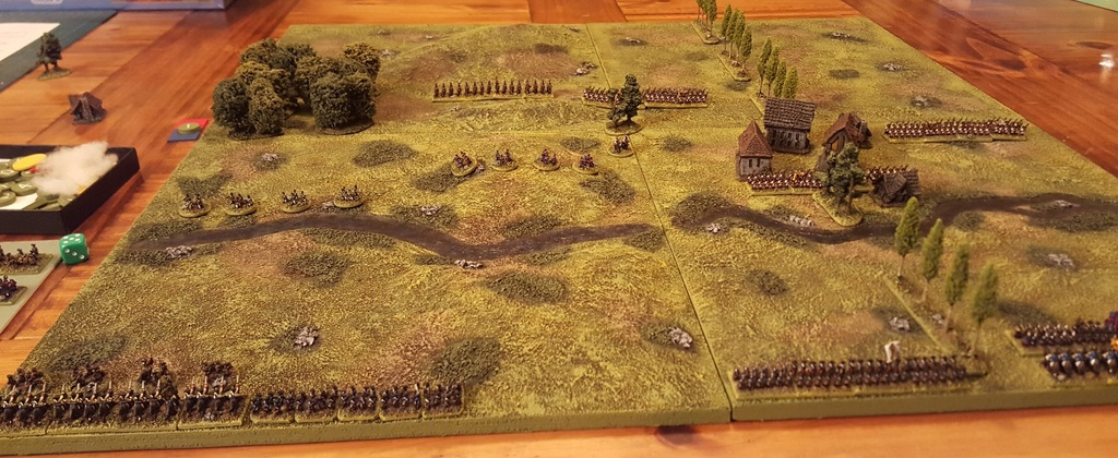 One Hour Wargames – SYW