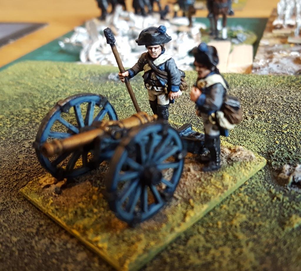 Battalion Gun for the Militia