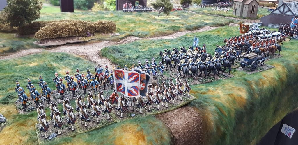 The Battle of Mingen 1759
