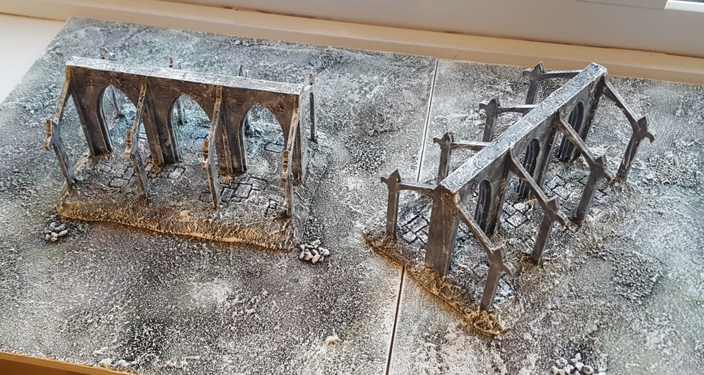 Frosty Ruins