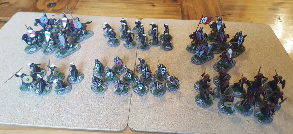 Lion Rampant Retinue Ready for Ayton
