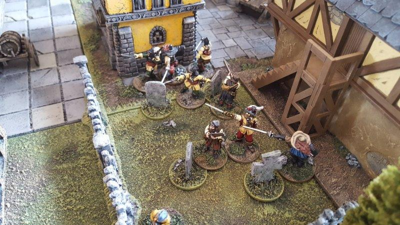 17th Century 28mm – The Medetian Wars