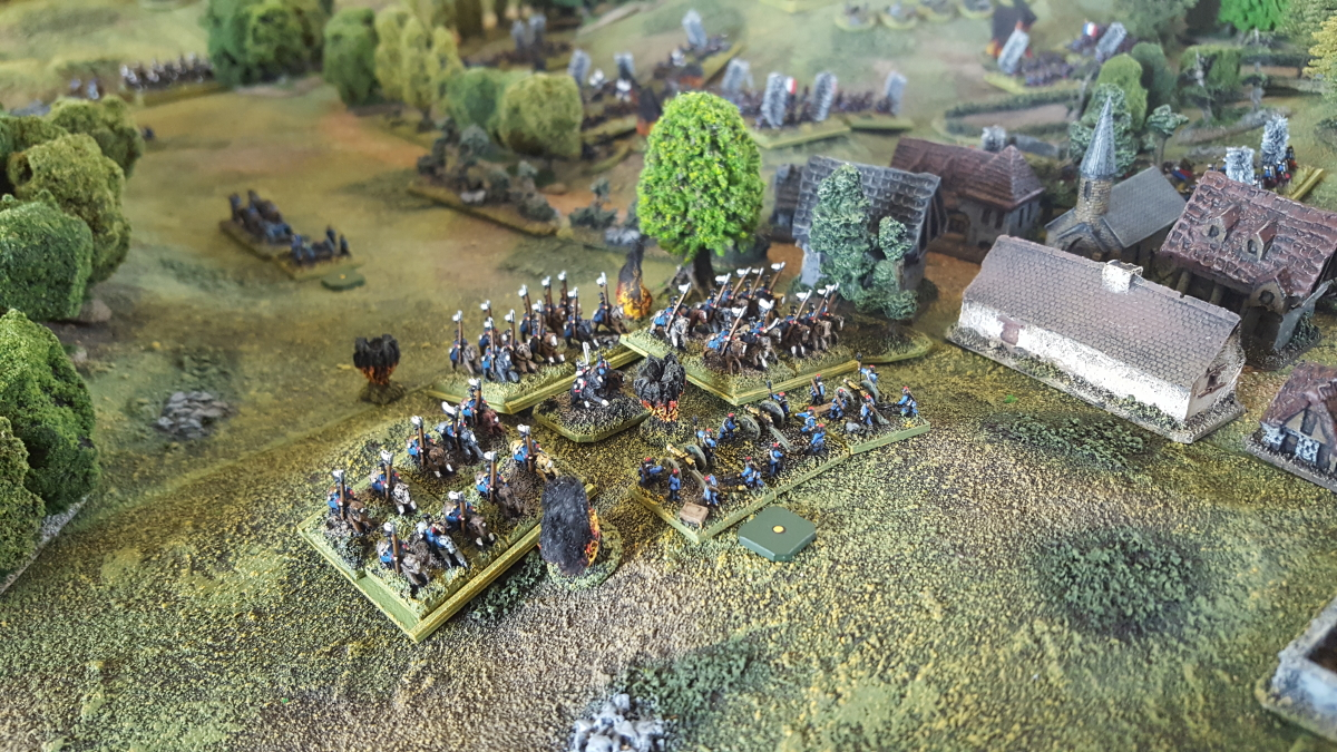 The Rhine War of 1855 – The Battle of Auenwald