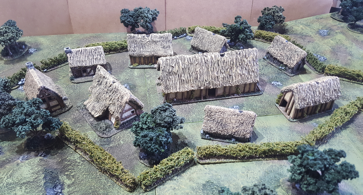 15mm Buildings for Dark Ages and Fantasy